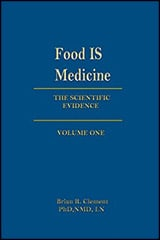 Food Is Medicine by Brian R. Clement