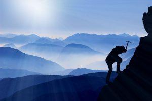 Climbing the cancer healing mountain together